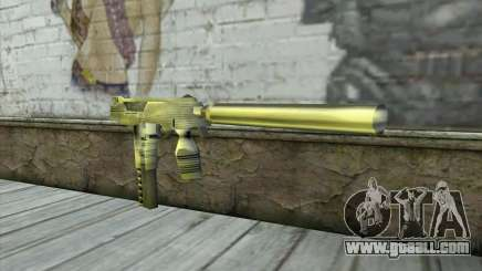 SMG из Counter Strike for GTA San Andreas