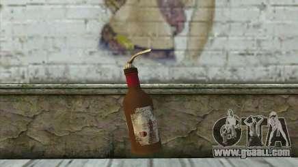 Molotov cocktails Postal 3 for GTA San Andreas