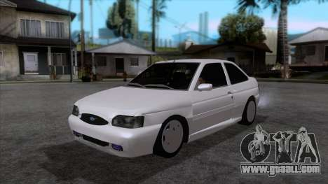 Ford Escort 1996 for GTA San Andreas