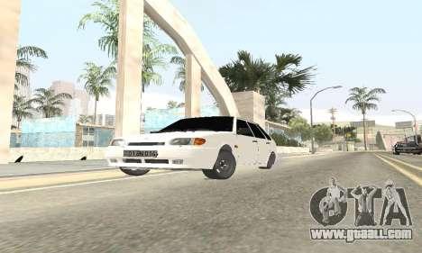VAZ 2114 Avtosh for GTA San Andreas