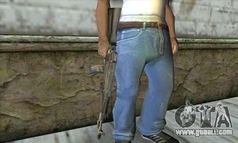 Machine of Stalker for GTA San Andreas third screenshot