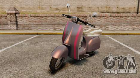 GTA V Pegassi Faggio for GTA 4