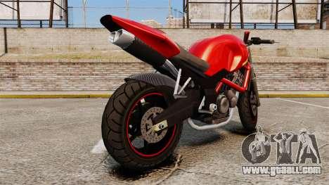 GTA V Pegassi Ruffian [Update] for GTA 4 right view