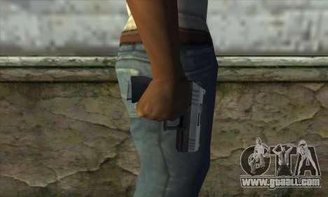 GTA V Combat Pistol for GTA San Andreas third screenshot