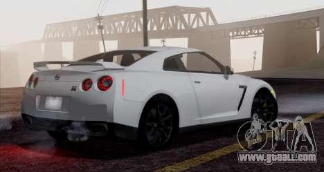 Currently ENB 2.0 SA:MP version for GTA San Andreas second screenshot