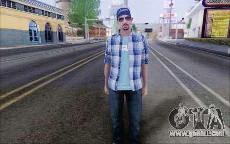 Jimmy Boston for GTA San Andreas second screenshot