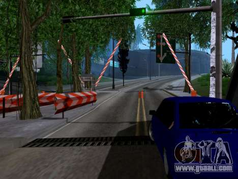 Customs Los Santos, San Fierro v2.0 for GTA San Andreas third screenshot