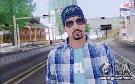 Jimmy Boston for GTA San Andreas