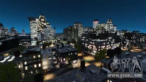 Weather Kingdom Of Saudi Arabia for GTA 4 third screenshot