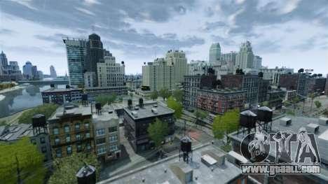 Weather Kingdom Of Saudi Arabia for GTA 4 second screenshot