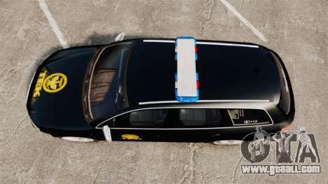 Audi S4 Avant TEK [ELS] for GTA 4 right view