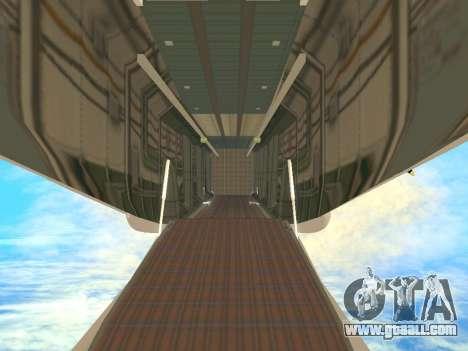 An-22 Antei for GTA San Andreas engine