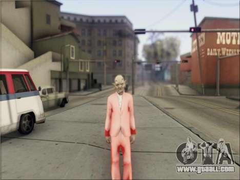GTA V Masks for GTA San Andreas fifth screenshot
