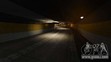 Illegal street drift track for GTA 4 ninth screenshot