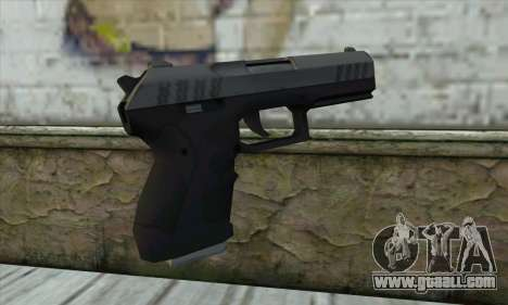 GTA V Combat Pistol for GTA San Andreas second screenshot