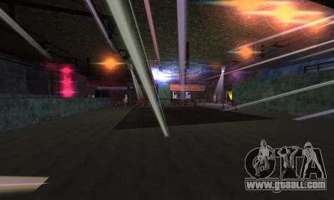 Retexture Jizzy, Alhambra, Pig Pen for GTA San Andreas second screenshot