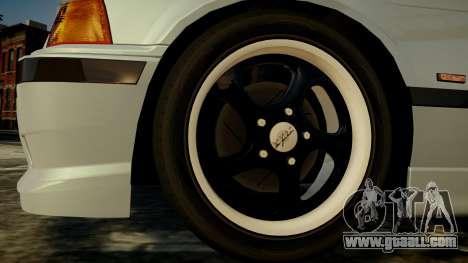 BMW M3 E36 328i for GTA 4 right view
