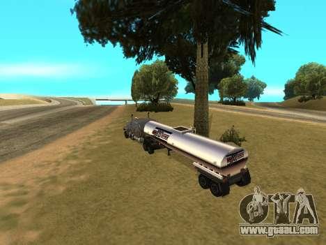 Anti-uncoupling trailer for GTA San Andreas