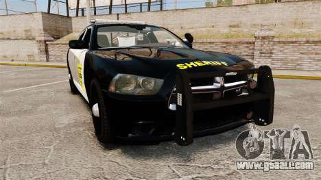 Dodge Charger 2013 LCSO [ELS] for GTA 4