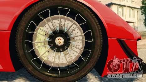 Porsche 918 Spider Body Kit Final for GTA 4 upper view