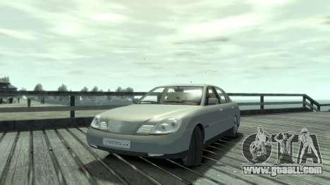 Daewoo Shiraz for GTA 4