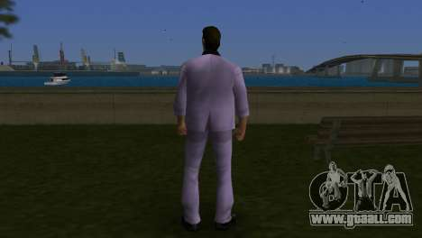 Pink Suit for GTA Vice City second screenshot