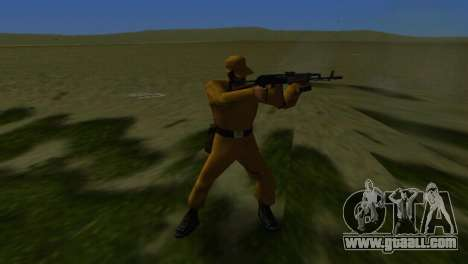 Afghan soldiers for GTA Vice City third screenshot
