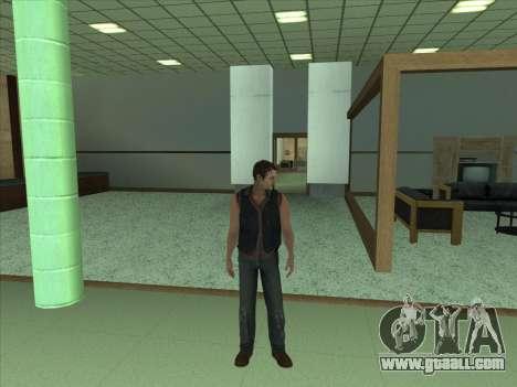 Daryl Dixon for GTA San Andreas third screenshot