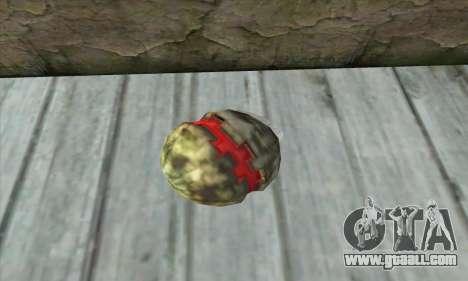 Garnet from Star Wars for GTA San Andreas forth screenshot