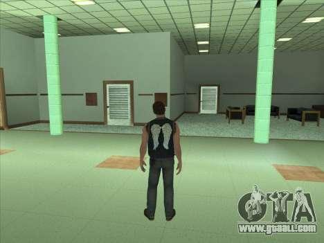 Daryl Dixon for GTA San Andreas second screenshot