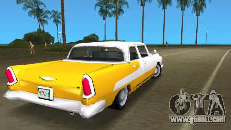 Oceanic with improved texture for GTA Vice City left view