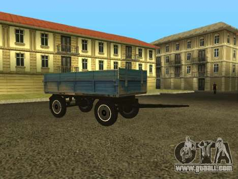 Trailer for ZIL 130 for GTA San Andreas
