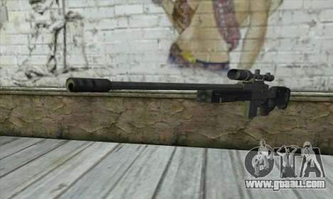 GTA V Sniper rifle for GTA San Andreas