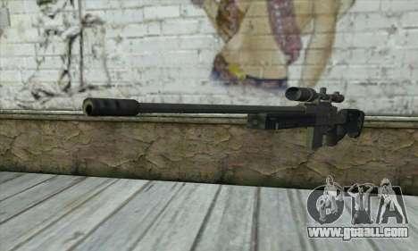 GTA V Sniper rifle for GTA San Andreas