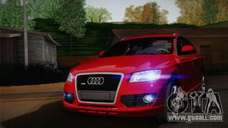 Audi Q5 2012 for GTA San Andreas