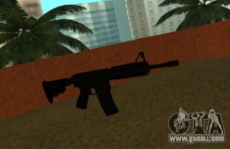 M4 CQB for GTA San Andreas
