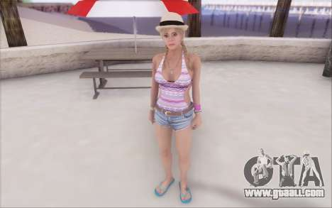Tracey De Santa for GTA San Andreas second screenshot