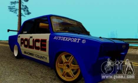 VAZ 2107 Drift for GTA San Andreas