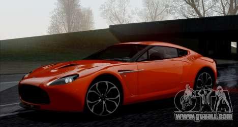 Currently ENB 2.0 SA:MP version for GTA San Andreas