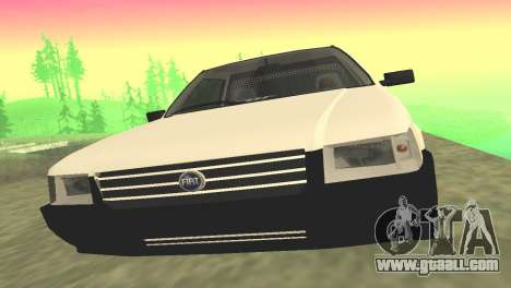 Fiat Uno Fire Cargo for GTA San Andreas left view