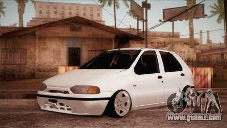 Fiat Palio BKModifiye for GTA San Andreas