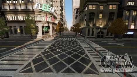 Illegal street drift track for GTA 4 third screenshot