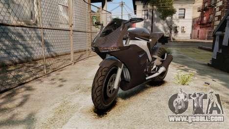 GTA V Nagasaki Carbon RS for GTA 4