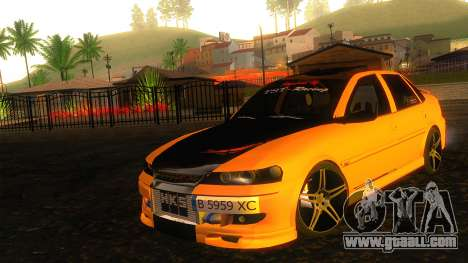 Opel Vectra B TUNING for GTA San Andreas