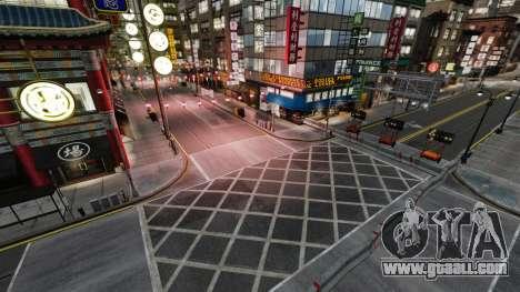 Illegal street drift track for GTA 4 forth screenshot