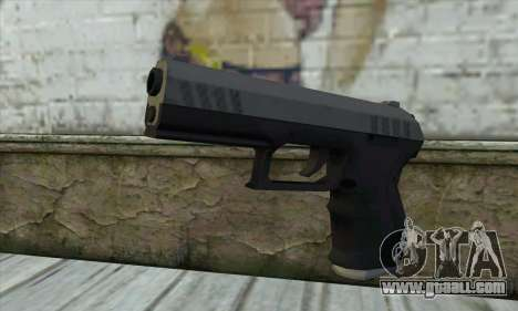 GTA V Combat Pistol for GTA San Andreas