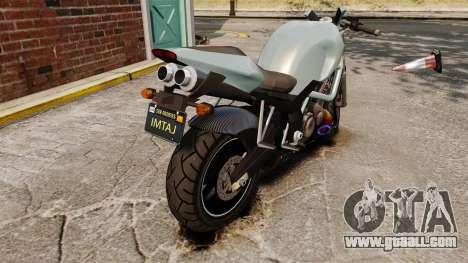 GTA V Pegassi Ruffian for GTA 4 right view