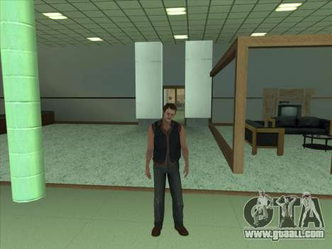 Daryl Dixon for GTA San Andreas