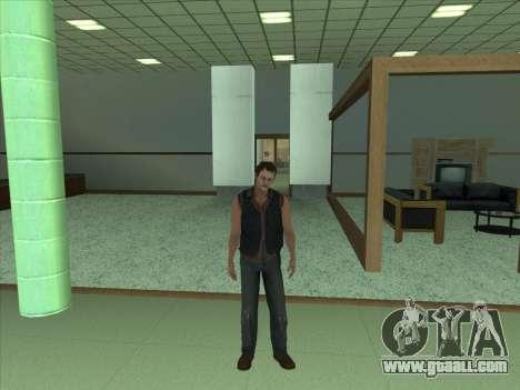 Daryl Dixon for GTA San Andreas