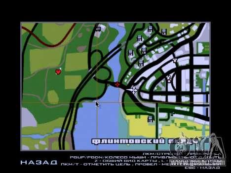 Customs Los Santos, San Fierro v2.0 for GTA San Andreas forth screenshot